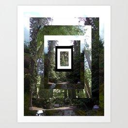 Terraforms 002 Art Print