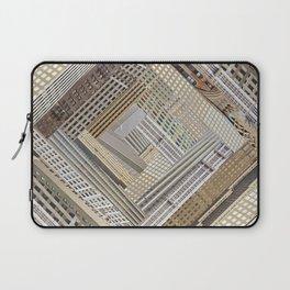 Skyscraper Quilt Laptop Sleeve