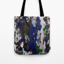 No. 69 Modern Abstract Painting Tote Bag