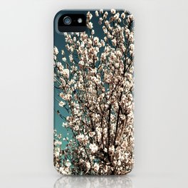 Winter Blossoms iPhone Case