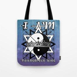 I AM - Philosopher King Tote Bag