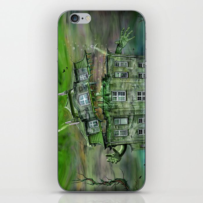 The Ghosthouse iPhone Skin