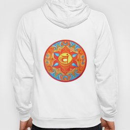 Svadhistana, world of water, emotion and desire | Svadhistana, mundo de agua, emociones y deseos Hoody