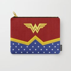 Wonder Of Woman - Superhero Carry-All Pouch