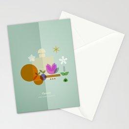 FRAGRANCES / Opium - YSL Stationery Cards