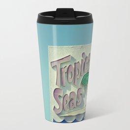 Tropical Seas Motel Travel Mug