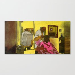Every Two Weeks Canvas Print