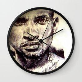 Sensual Touch Wall Clock