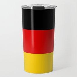 Flag of Germany - German Flag Travel Mug