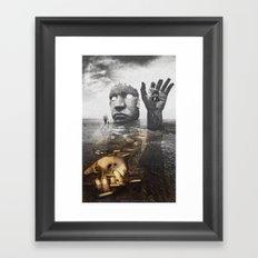when the war is over .version2  Framed Art Print