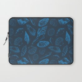 Tropical sea shells Laptop Sleeve