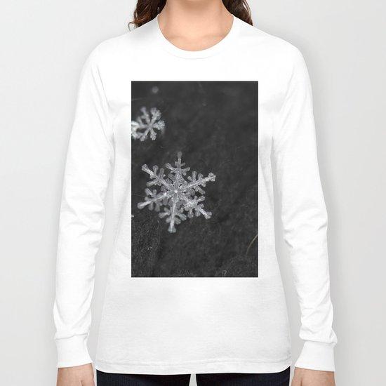 fragile snowflake Long Sleeve T-shirt