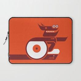 UNDO | Music to the people 05 Laptop Sleeve