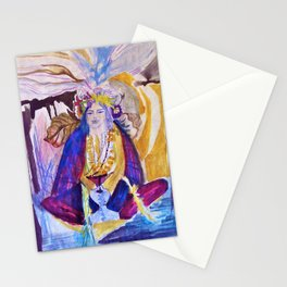 Curandero Stationery Cards