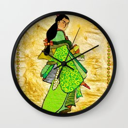 """""""Self-awareness"""" by ICA PAVON Wall Clock"""