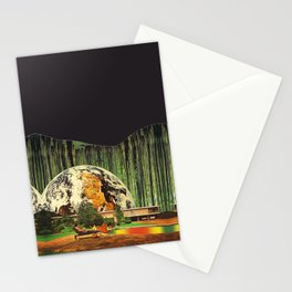 Earth house  Stationery Cards