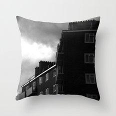 Tottenham Flats Throw Pillow