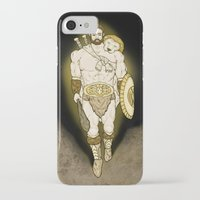 hercules iPhone & iPod Cases featuring Hercules by wyguy5