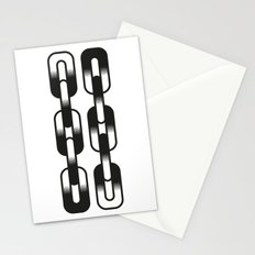 Un-Chain Stationery Cards