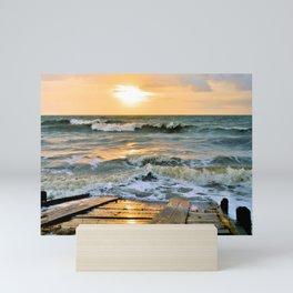 King Tide 2 Mini Art Print