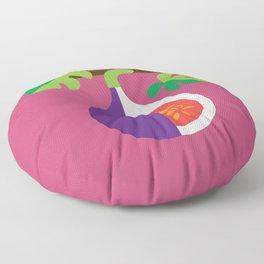 Fruit: Fig Floor Pillow