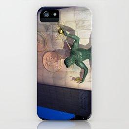 Spirit Shadow iPhone Case