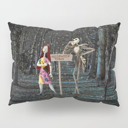 Halloween Town | Jack | Sally | Christmas | Nightmare Pillow Sham