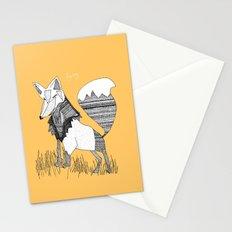 Feeling Foxy Stationery Cards