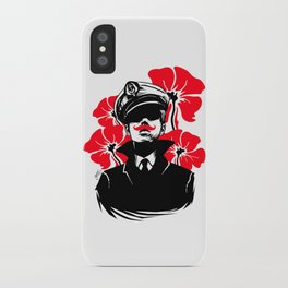 Oh capitán! iPhone Case