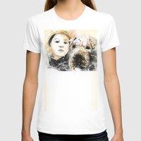 best friends T-shirts featuring Best Friends by Fresh Doodle - JP Valderrama