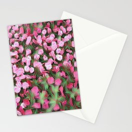 LOVE IS VITAL Stationery Cards