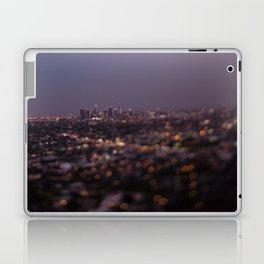 Angel City Lights (L.A. at Night) Laptop & iPad Skin