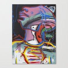 Self Reflectionism by Amos Duggan Canvas Print