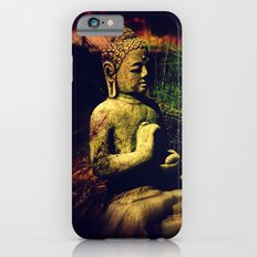 Buddha Sitting In Meditation Slim Case iPhone 6s