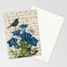 Blue Bird Blue Life Stationery Cards