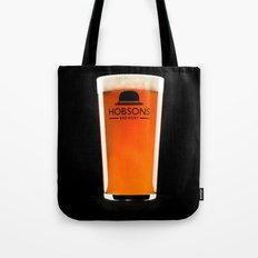 The Orange Pint Tote Bag