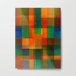 Decor colors - Metal Print