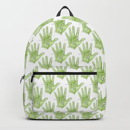 Palmistry Backpack