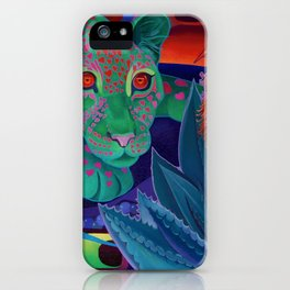 Whispers of the night. iPhone Case