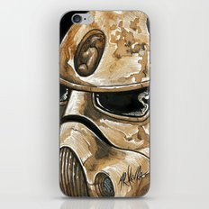ZOMBIE IMPERIAL TROOPER  iPhone & iPod Skin