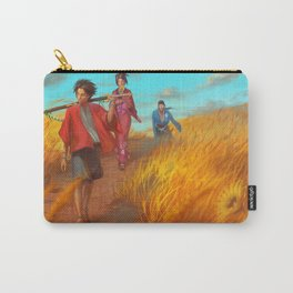 Searching of the Sunflower Samurai Carry-All Pouch