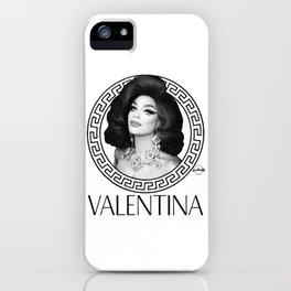Valentina iPhone Case
