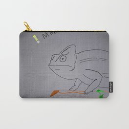 Thoughtful Cameleon Carry-All Pouch