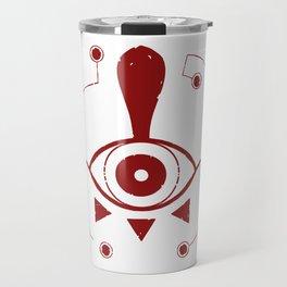 Weathered Yiga Symbol Travel Mug