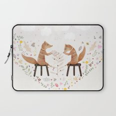 fox philosophers Laptop Sleeve