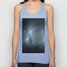 Silhouettes and Songs Unisex Tank Top