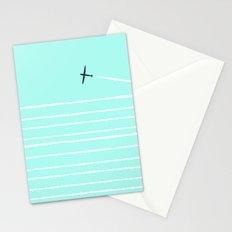 Yay, Day-Flight! Stationery Cards