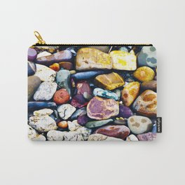 Rhine Stones Carry-All Pouch