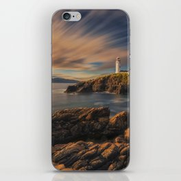 On The Rocky Outcrop iPhone Skin