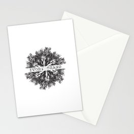 Ivory Grand Stationery Cards